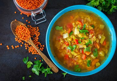 Chinakohl Rezept Linsen Suppe
