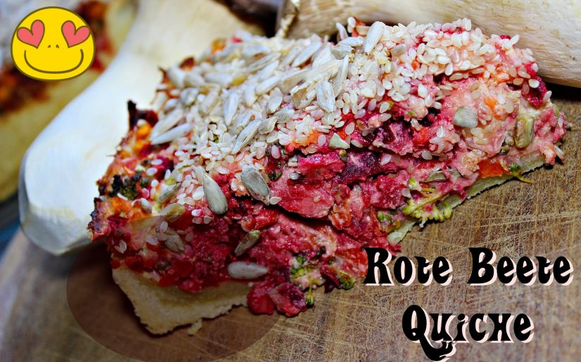 quiche rezept vegan